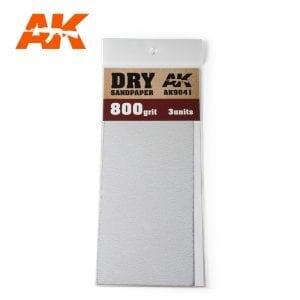 AK Interactive Sandpaper WET AK9041