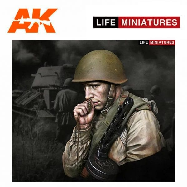 Life Miniatures LM-B011