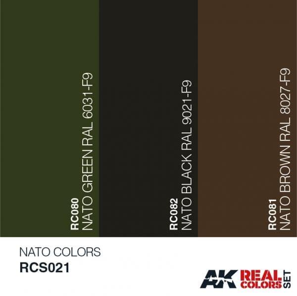 RCS021acryliclacquerset