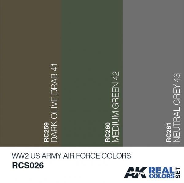 RCS026acryliclacquerset