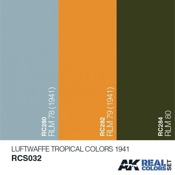 RCS032acryliclacquerset