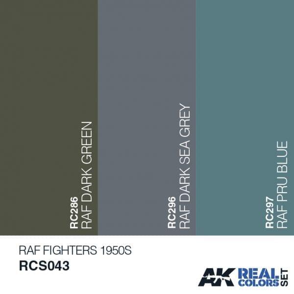 RCS043acryliclacquerset