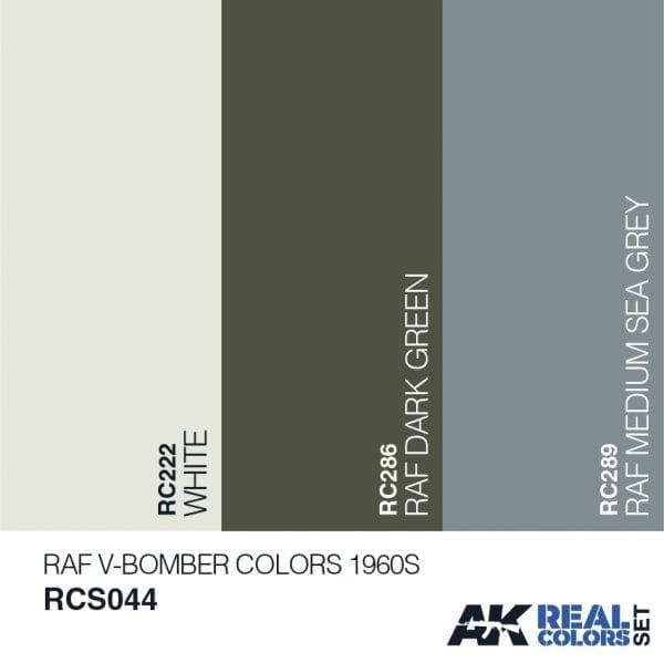 RCS044acryliclacquerset