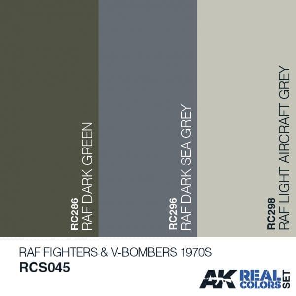 RCS045acryliclacquerset