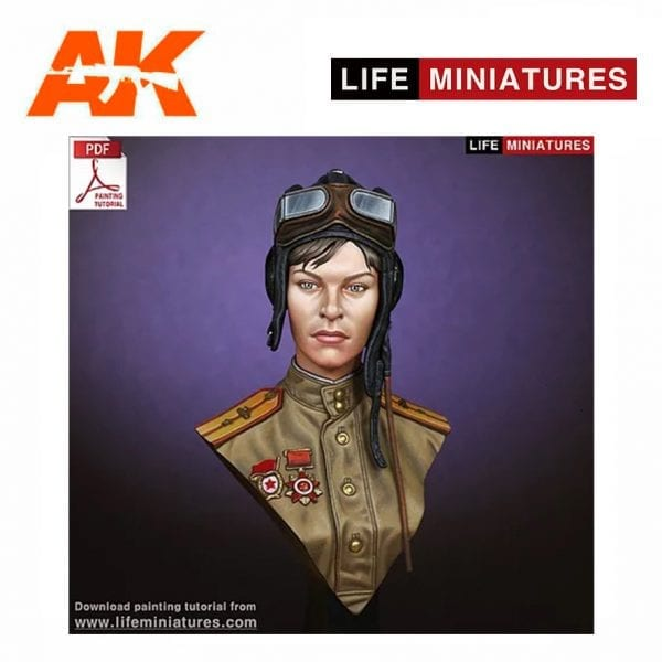 Life Miniatures LM-BS003