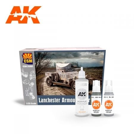 CSM PACK05 LANCHESTER GREY-VERSION