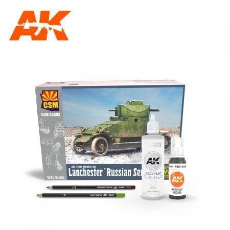 CSM PACK06 LANCHESTER-RUSSIAN-SERVICE