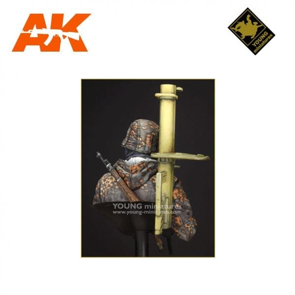 YM1884 GERMAN HUNTER TANK YOUNG MINIATURES AK-INTERACTIVE