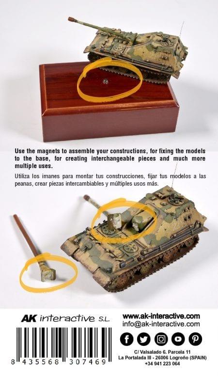 AK9131MAGNET(3×2)N35-02