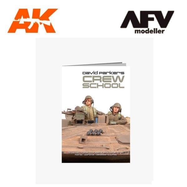 AFV Modeller afv006
