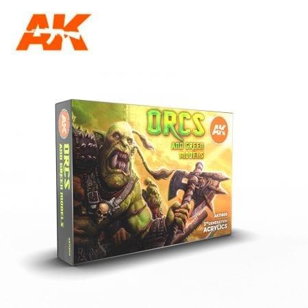 SET AK11600