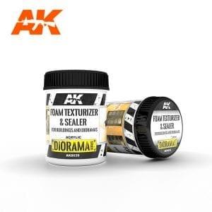 Foam Texturizer Sealer AK8039