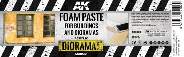 AK8039 FOAM PASTE 250ML-01