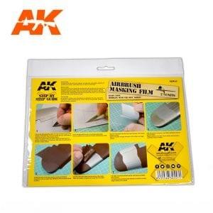 Masking film AK9045