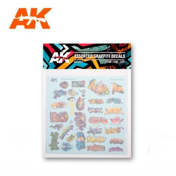 Decals AK9091