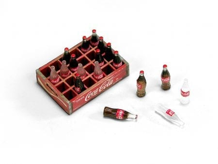 Dz Wooden crate Coke_13a