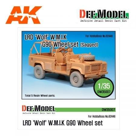 DEF DW35007
