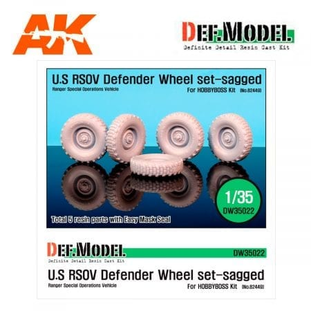 DEF DW35022