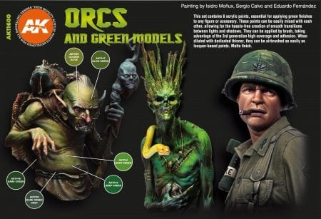 AK11600 ORCS AND GREEN CREATURE_2