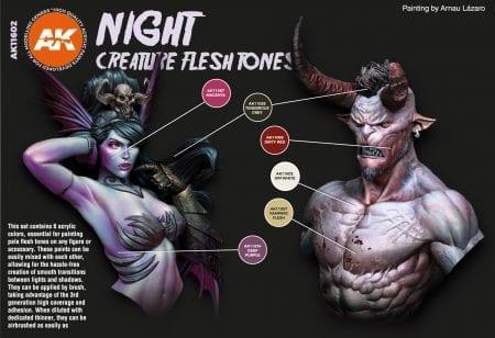 AK11602 NIGHT CREATURES FLESH TONE_2