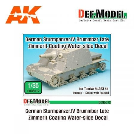 DEF DD35012
