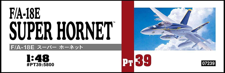 Hasegawa PT39-07239 F//A-18E Super Hornet