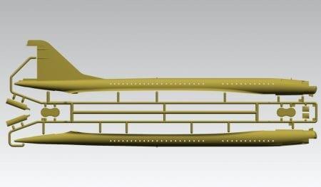 NX part: Tu-144 f1 – forming plates