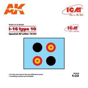 ICM D3203