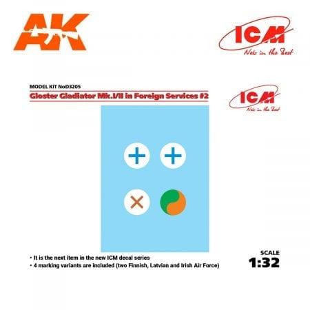 ICM D3205