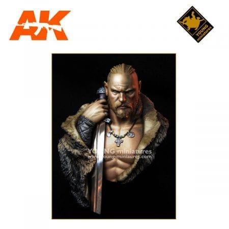 YM-YH1860 young miniatures ak-interactive scale viking