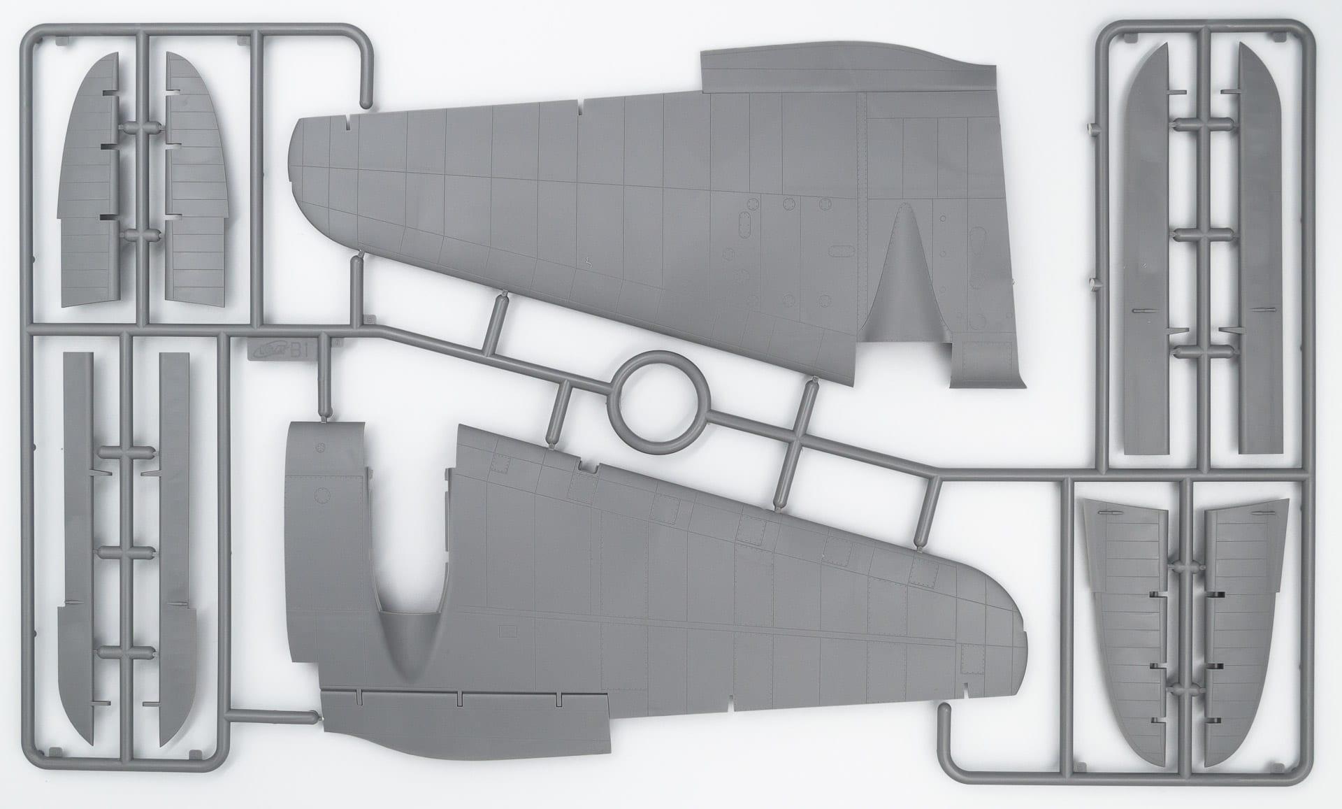 """ICM 48260 WWII German Glider Tug He 111Z-1 """"Zwilling"""" 1//48"""