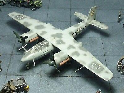 CP15- 1/72 Focke-Wulf Ta154V-3 Mosquito - AK Interactive | The weathering  #Brand