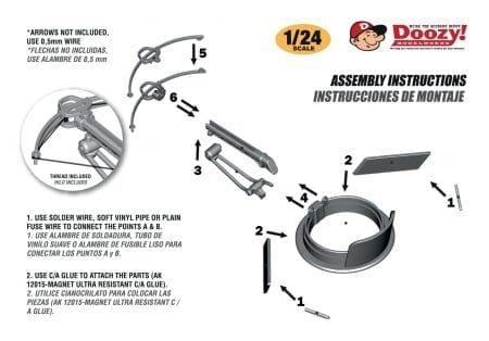 DZ033 INSTRUCCIONES