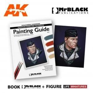 MRB-SMH-PG01 pack libro figura life akinteractive