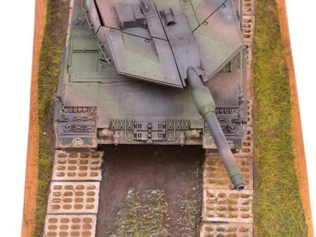 Leopard 2A5 (1/35 Revell) by Andrzej Ligocki