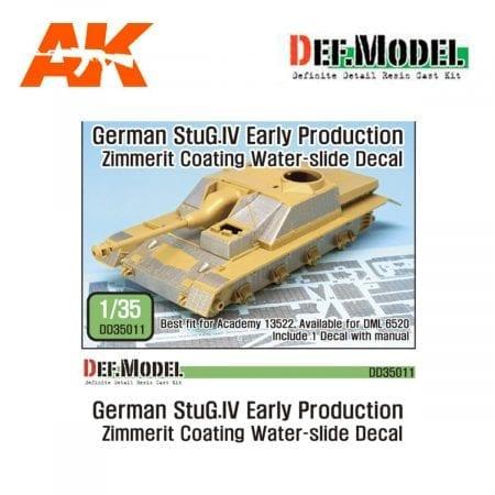 DEF35011 akinteractive def model aftermarket