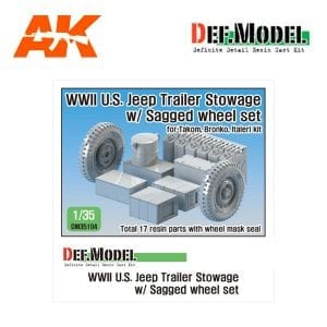 DM35104 akinteractive def model aftermarket