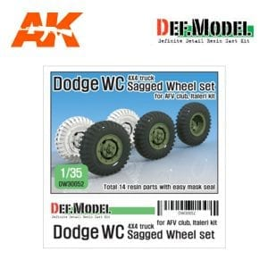 DW30052 akinteractive def model aftermarket