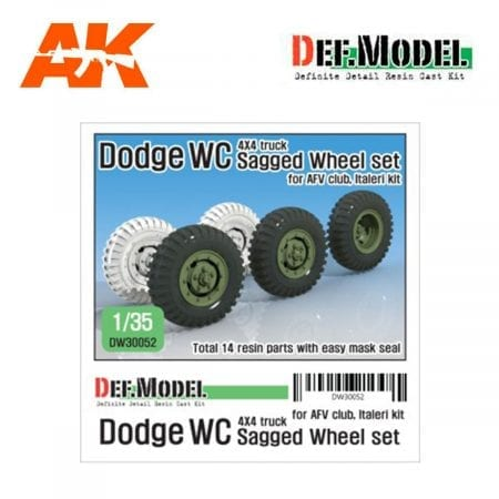 DW30052 akinteractive def model aftermarket