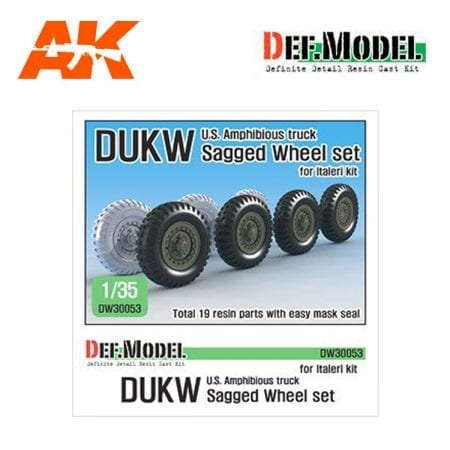 DW30053 akinteractive def model aftermarket