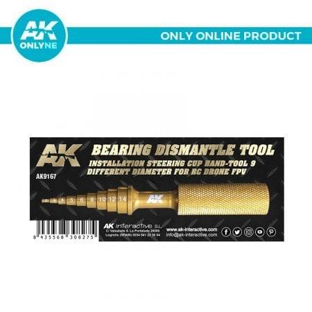AK9167 akinteractive onlyonline tool