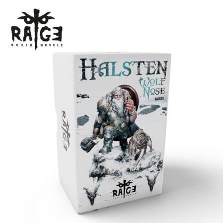 Rage 001 Resin models by akinteractive