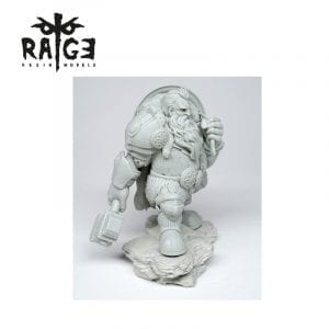 Rage 001 Resin models by akinteractive