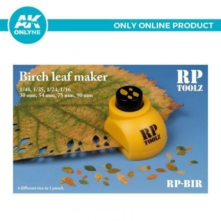 RP-BIR Birch Leaf Maker