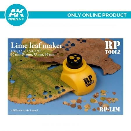 RP-LIM Lime Leaf Maker