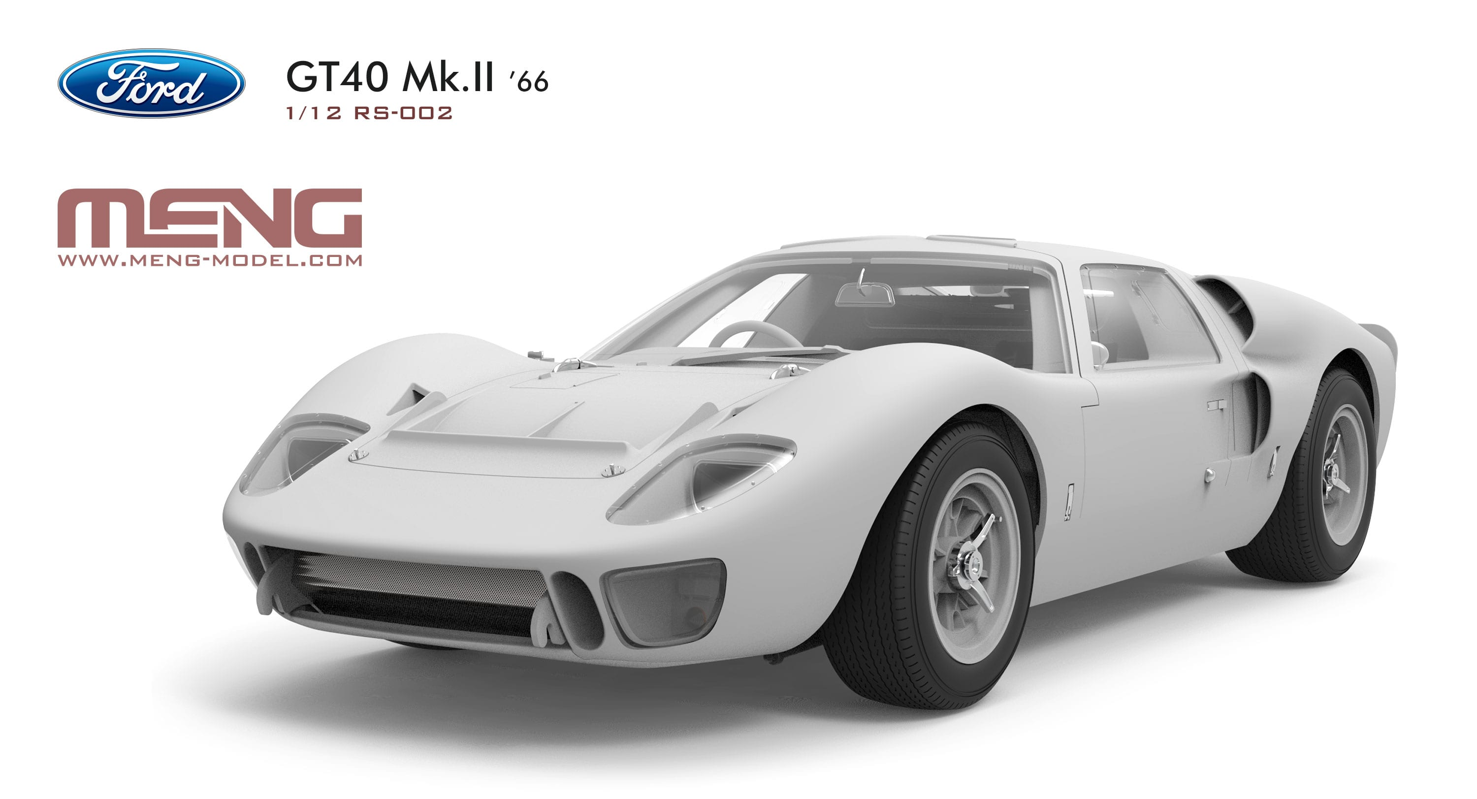 1 12 Ford Gt40 Mk Ii 66 Ak Interactive The Weathering Brand