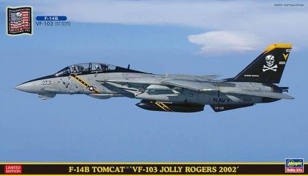 SP454 F-14B VF-103 JOLLY 2002 ワッペン付_ol