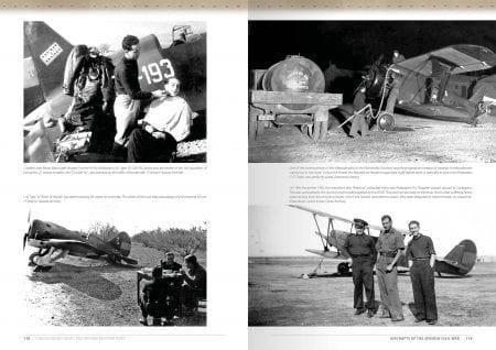 ABT713 Aircraft Spanish Civil War 118