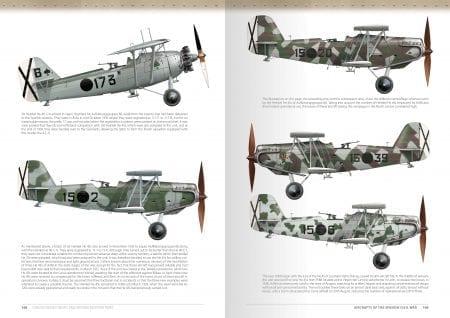 ABT713 Aircraft Spanish Civil War 168