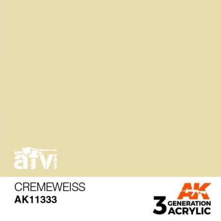 AK11333 CREMEWEISS